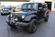 2013 Jeep Wrangler 4WD Unlimited Rubicon for sale 100923361