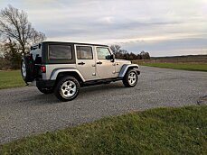 2013 Jeep Wrangler 4WD Unlimited Sahara for sale 100927223