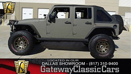2013 Jeep Wrangler 4WD Unlimited Rubicon for sale 100949159