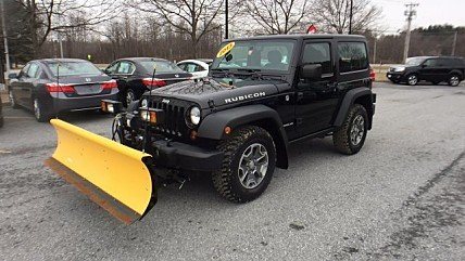 2013 Jeep Wrangler 4WD Rubicon for sale 100952745