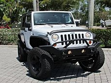 2013 Jeep Wrangler 4WD Sport for sale 100973810