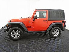 2013 Jeep Wrangler 4WD Sport for sale 100976963