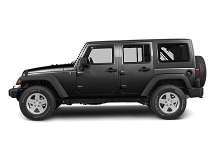 2013 Jeep Wrangler 4WD Unlimited Sahara for sale 100979417