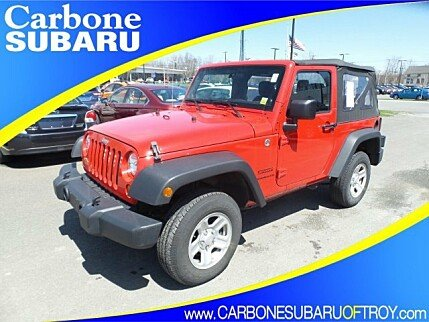 2013 Jeep Wrangler 4WD Sport for sale 100981538
