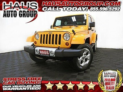 2013 Jeep Wrangler 4WD Sahara for sale 100986488