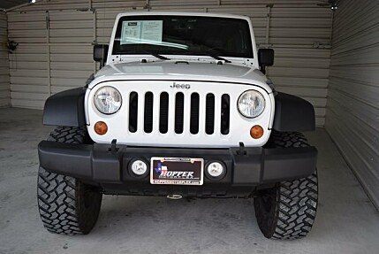 2013 Jeep Wrangler 4WD Unlimited Sport for sale 100988857