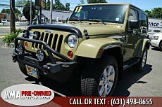 2013 Jeep Wrangler 4WD Sahara for sale 100995739