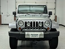 2013 Jeep Wrangler 4WD Unlimited Sahara for sale 101000463