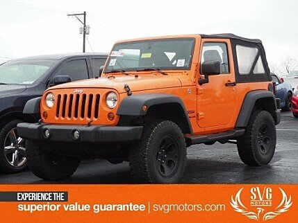2013 Jeep Wrangler 4WD Sport for sale 101052091
