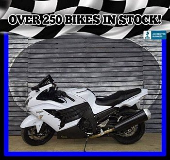 2013 Kawasaki Ninja ZX-14R for sale 200526681