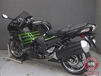 2013 Kawasaki Ninja ZX-14R for sale 200589580