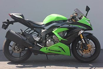 2013 Kawasaki Ninja ZX-6R for sale 200588230