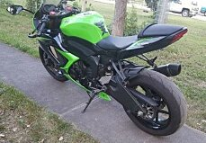 2013 Kawasaki Ninja ZX-6R for sale 200534781