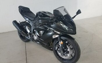 2013 Kawasaki Ninja ZX-6R ABS for sale 200568481