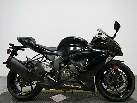 2013 Kawasaki Ninja ZX-6R for sale 200626062