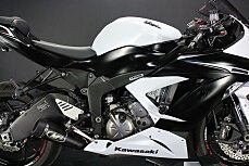 2013 Kawasaki Ninja ZX-6R for sale 200632662