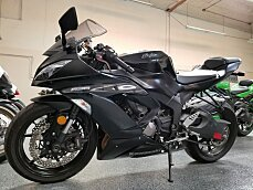 2013 Kawasaki Ninja ZX-6R for sale 200634785