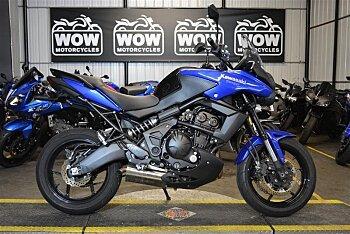 2013 Kawasaki Versys for sale 200527056