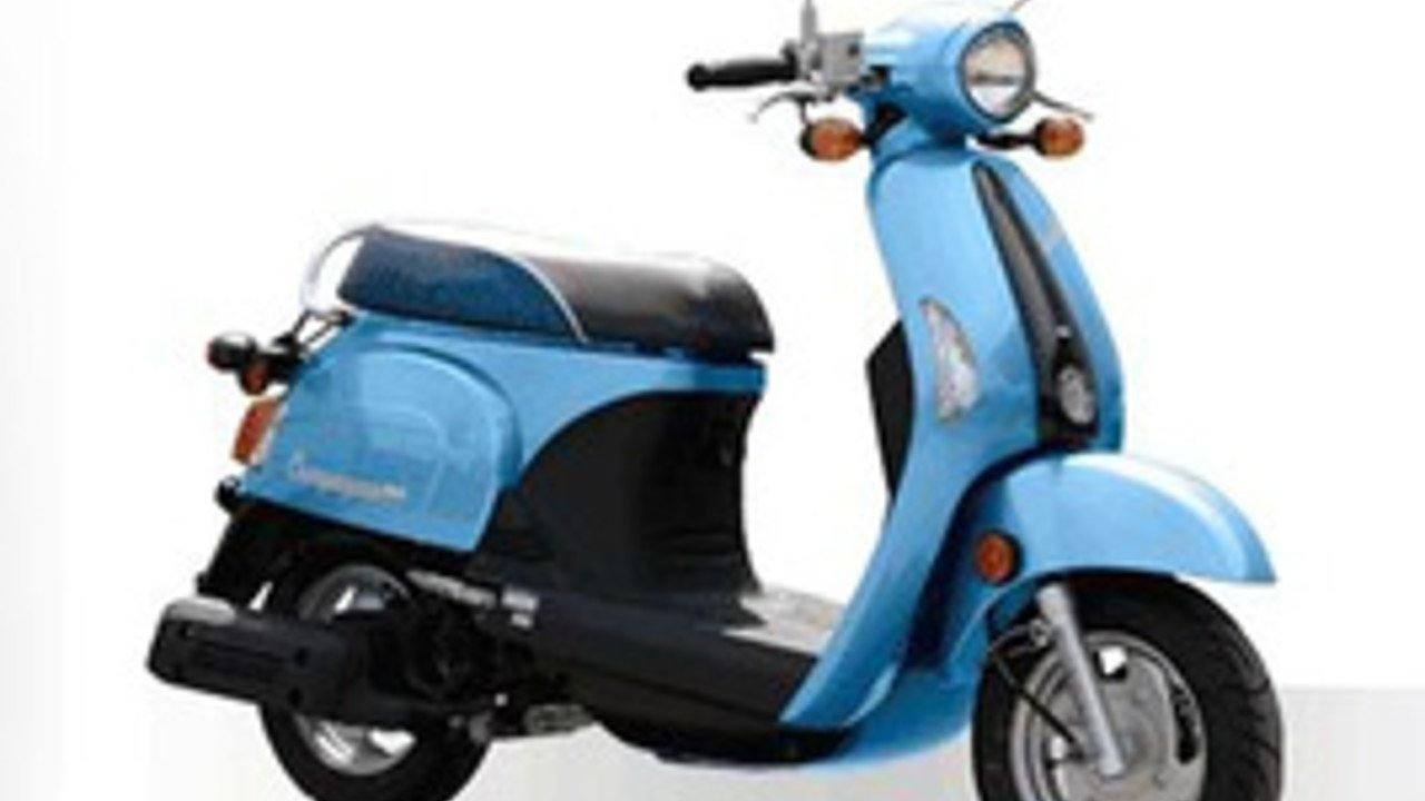 2013 Kymco Compagno 110i for sale 200501694