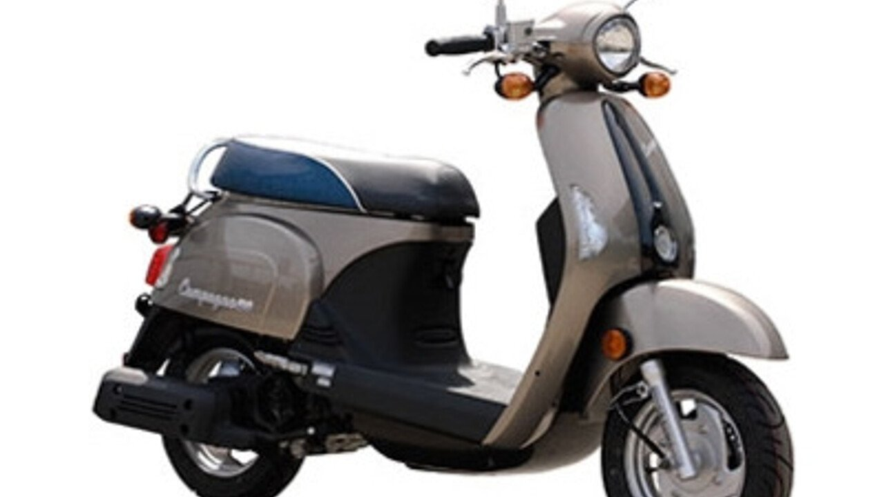 2013 Kymco Compagno 110i for sale 200621655