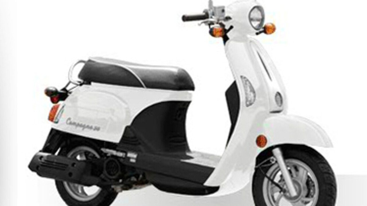 2013 Kymco Compagno 50i for sale 200501894