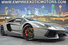 2013 Lamborghini Aventador LP 700-4 Coupe for sale 100770842