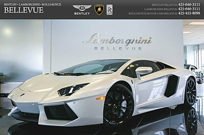 2013 Lamborghini Aventador LP 700-4 Coupe for sale 100775308