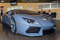 2013 Lamborghini Aventador LP 700-4 Coupe for sale 100855707