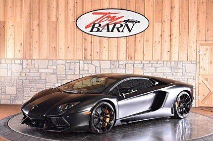 2013 Lamborghini Aventador LP 700-4 Coupe for sale 100973815
