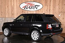 2013 Land Rover Range Rover Sport HSE LUX for sale 100834228