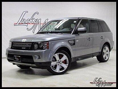 2013 Land Rover Range Rover Sport Supercharged for sale 100914285