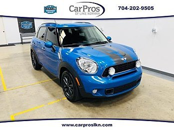 2013 MINI Cooper Countryman S for sale 100994786