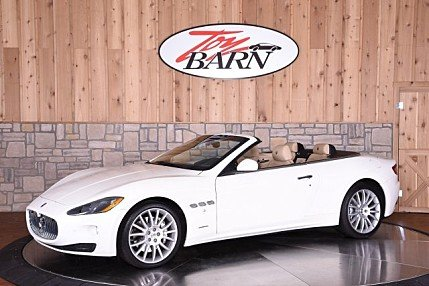 2013 Maserati GranTurismo Convertible for sale 100766738