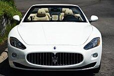 2013 Maserati GranTurismo Convertible for sale 100766738