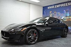 2013 Maserati GranTurismo Coupe for sale 100766822