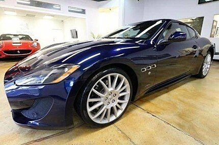 2013 Maserati GranTurismo Coupe for sale 100787243