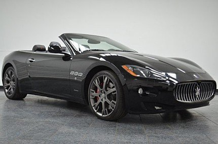 2013 Maserati GranTurismo Convertible for sale 100846327