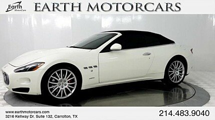 2013 Maserati GranTurismo Convertible for sale 100864841
