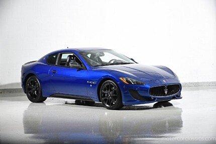 2013 Maserati GranTurismo Coupe for sale 100903395