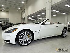 2013 Maserati GranTurismo Convertible for sale 100971481