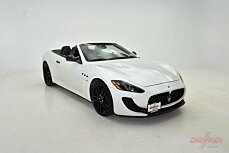 2013 Maserati GranTurismo Sport Convertible for sale 100975986
