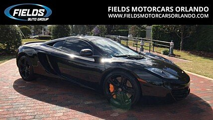 2013 McLaren MP4-12C Coupe for sale 100923642