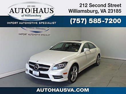 2013 Mercedes-Benz CLS550 for sale 100946949
