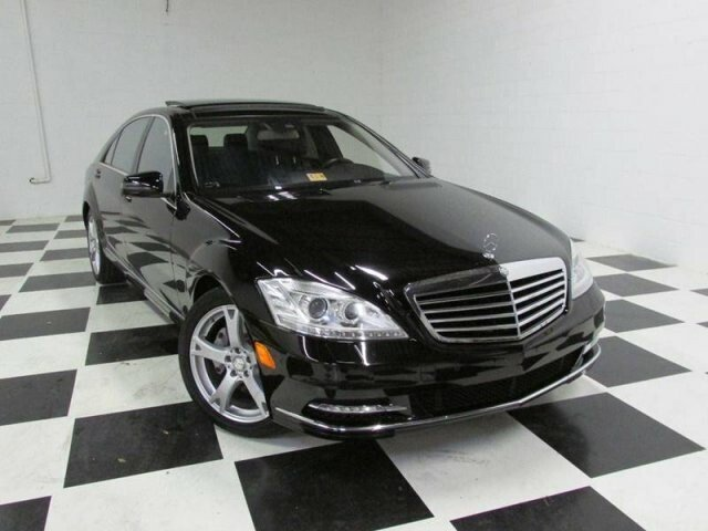 2013 Mercedes Benz S550 4MATIC For Sale 100914445