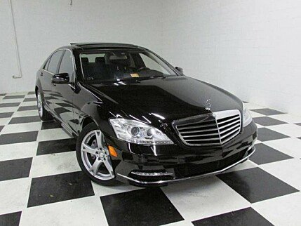 2013 Mercedes-Benz S550 4MATIC for sale 100914445
