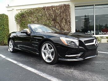 2013 Mercedes-Benz SL550 for sale 100020165