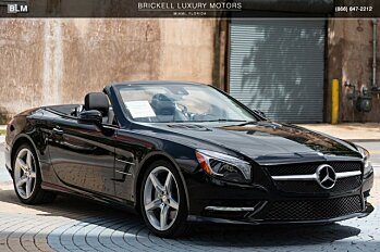 2013 Mercedes-Benz SL550 for sale 101031242