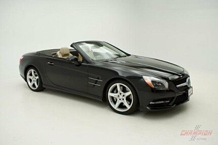 2013 Mercedes-Benz SL550 for sale 101001370