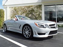 2013 Mercedes-Benz SL63 AMG for sale 100845403