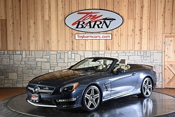 2013 Mercedes-Benz SL63 AMG for sale 100986847